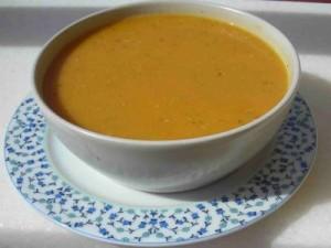 Sarı Mercimek Çorba